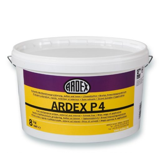 Ardex P4 primer
