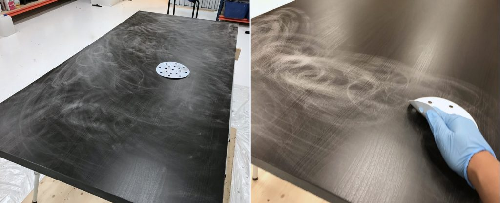 SÃ¥dan laver du et betonbord